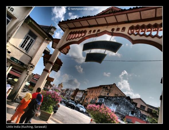 Jalan India Kuching Sarawak