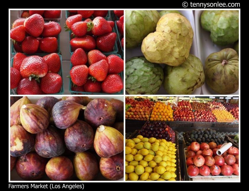 Los Angeles Fruits