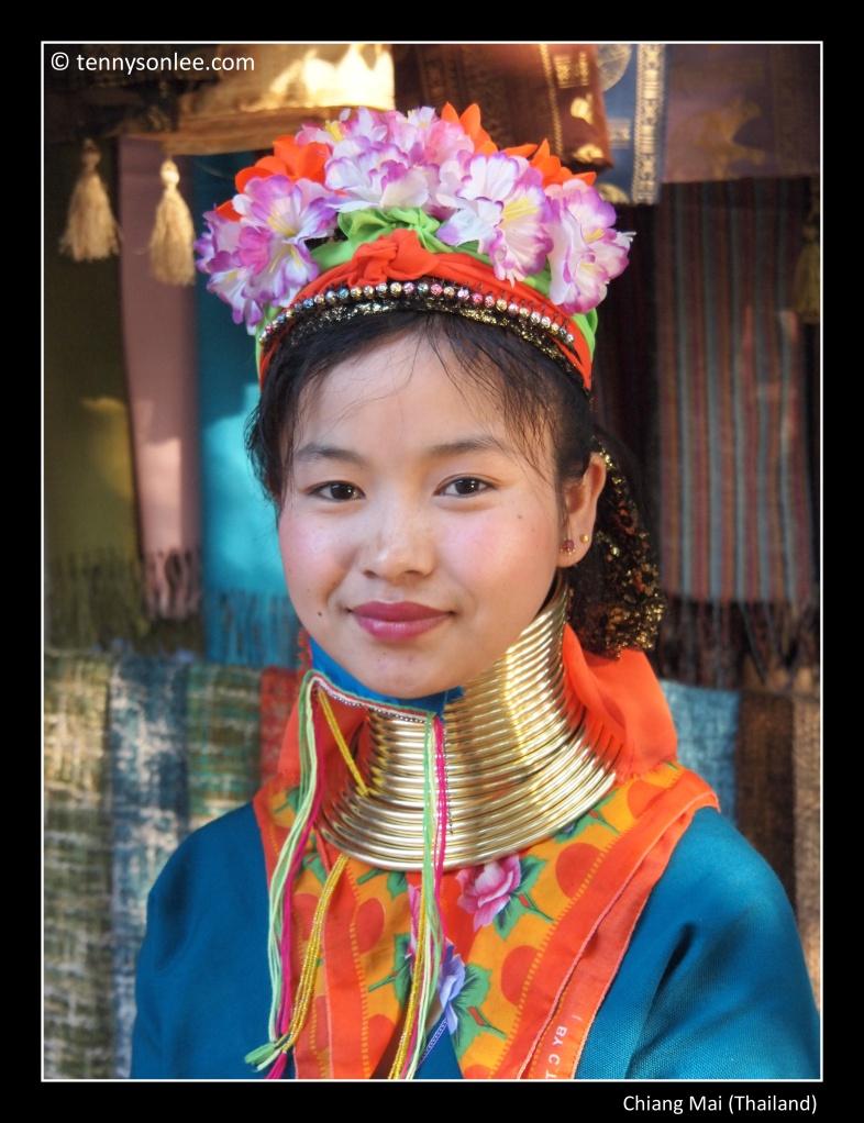 Thailand long neck Karen