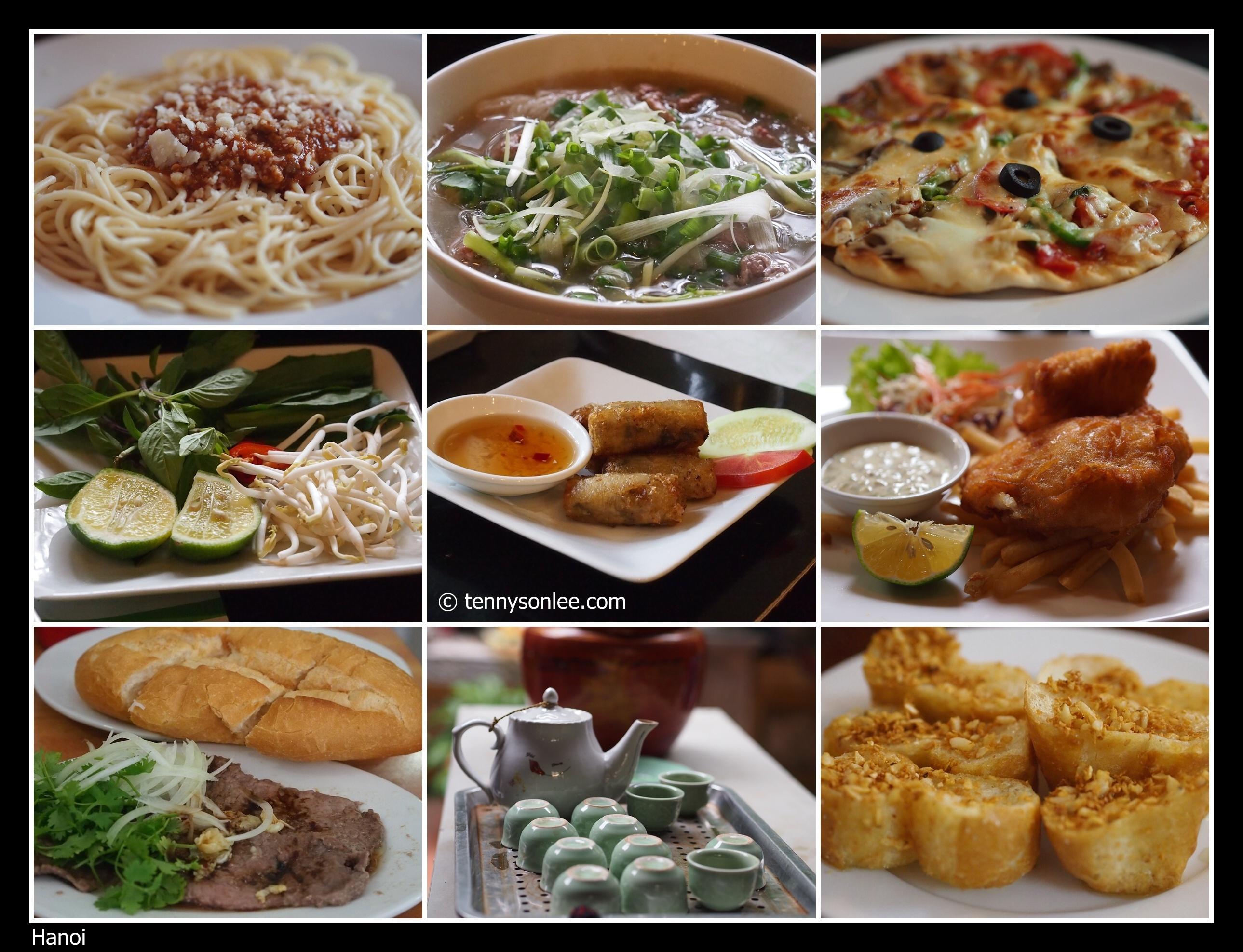 Good Western Food Hanoi