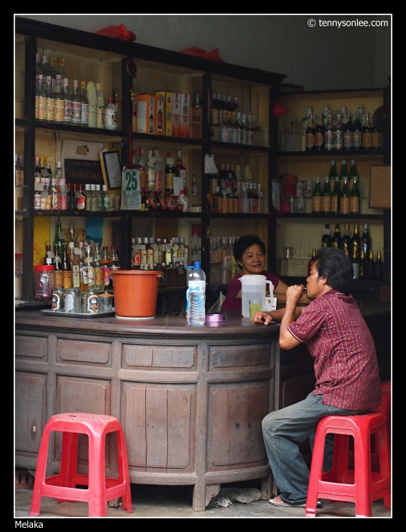 pub in Melaka