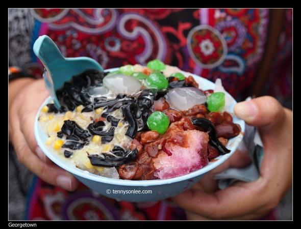 Penang Street Food Present Moment