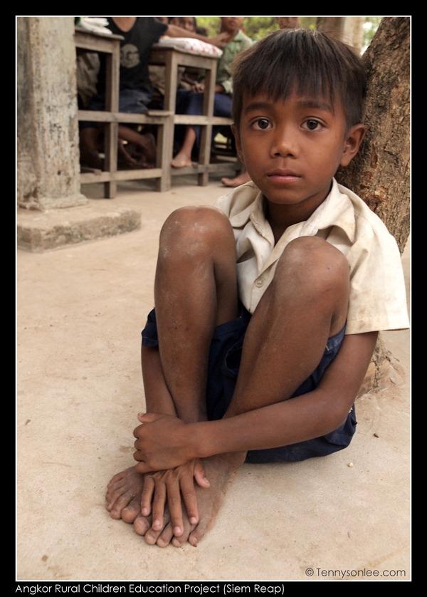 Angkor Children (3)