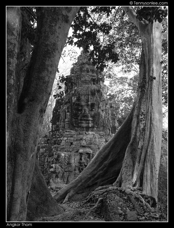 Angkor Thom Gate (1)