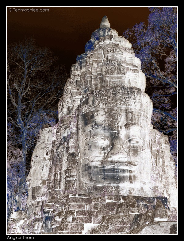 Angkor Thom Gate (2)