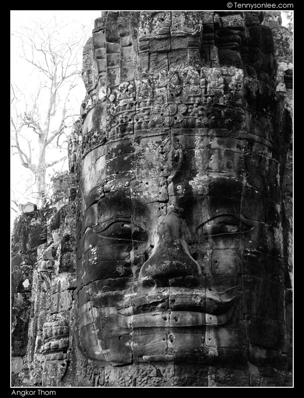 Angkor Thom Gate (3)