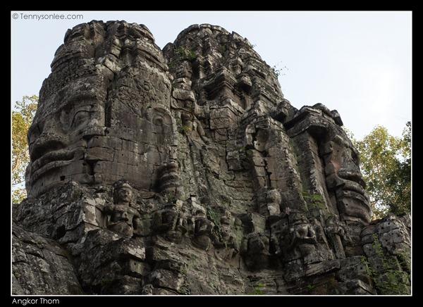 Angkor Thom Gate (4)