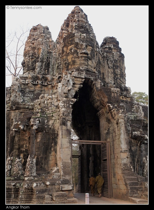 Angkor Thom Gate (5)