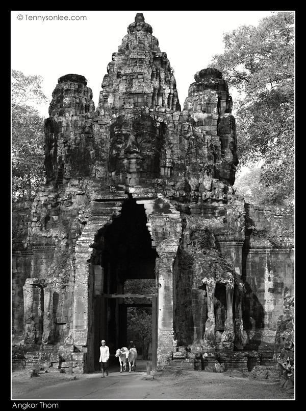 Angkor Thom Gate (6)