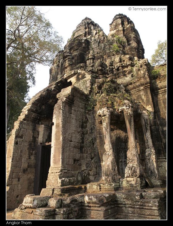 Angkor Thom Gate (7)