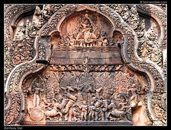 Banteay Srei (11)