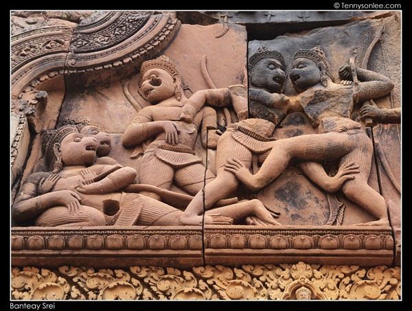 Banteay Srei (5)