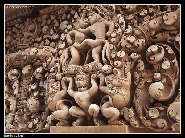 Banteay Srei (6)