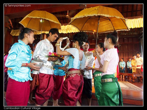 Cambodian Cultural Village (1)