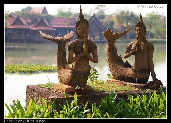 Cambodian Cultural Village (2)