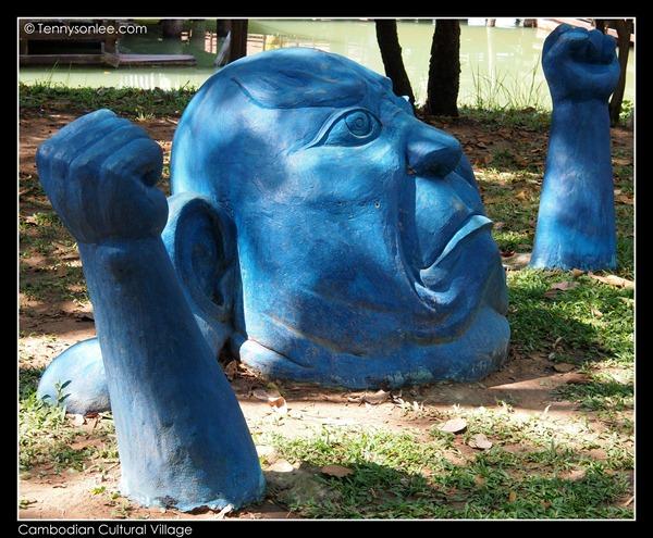 Cambodian Cultural Village (6)