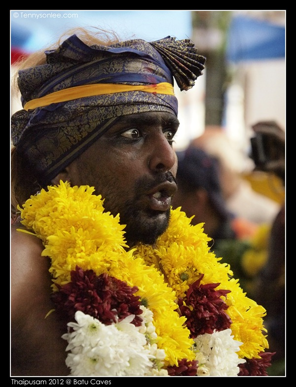 Expressions in Thaipusam 2012 (10)