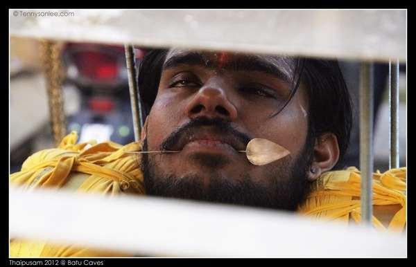 Expressions in Thaipusam 2012 (3)