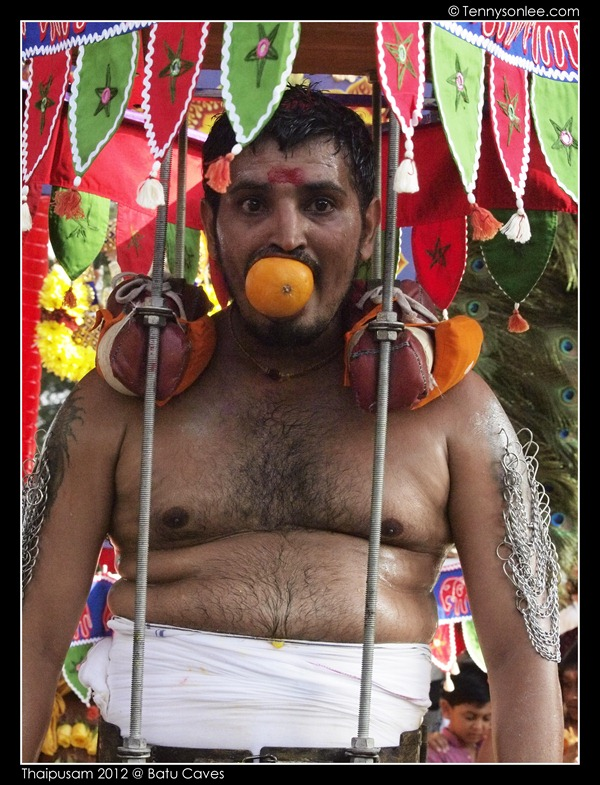 Expressions in Thaipusam 2012 (6)