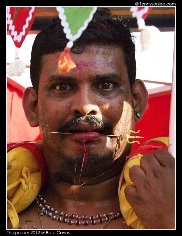 Expressions in Thaipusam 2012 (7)