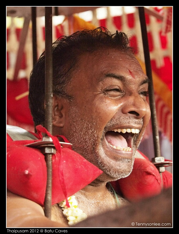 Expressions in Thaipusam 2012 (9)