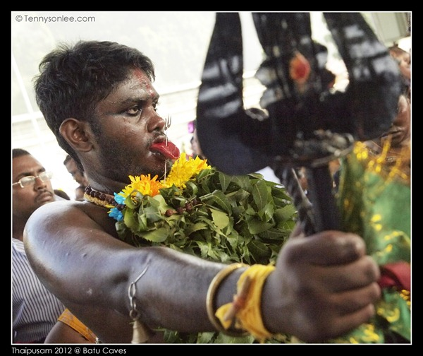 Hands in Thaipusam 2012 (5)