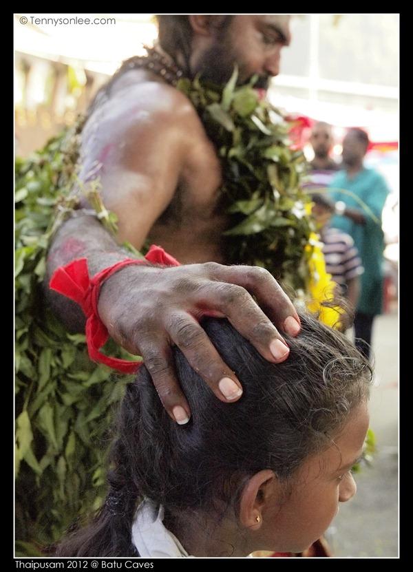 Hands in Thaipusam 2012 (6)