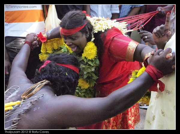 Hands in Thaipusam 2012 (7)