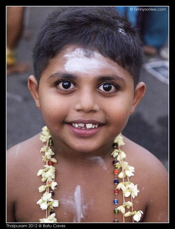 Kids at Thaipusam (5)