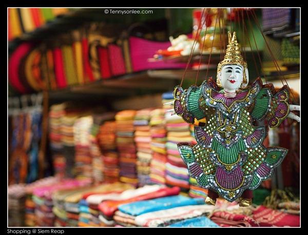 shopping at Siem Reap (3)