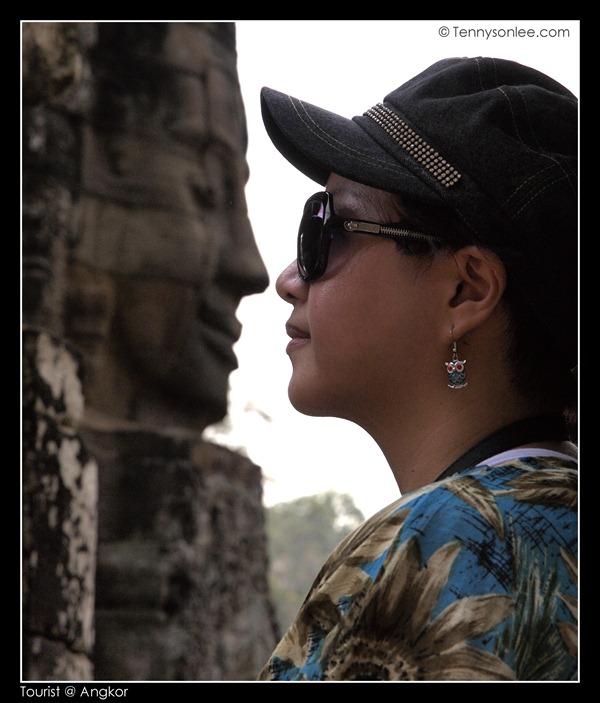 Tourists at Angkor (6)