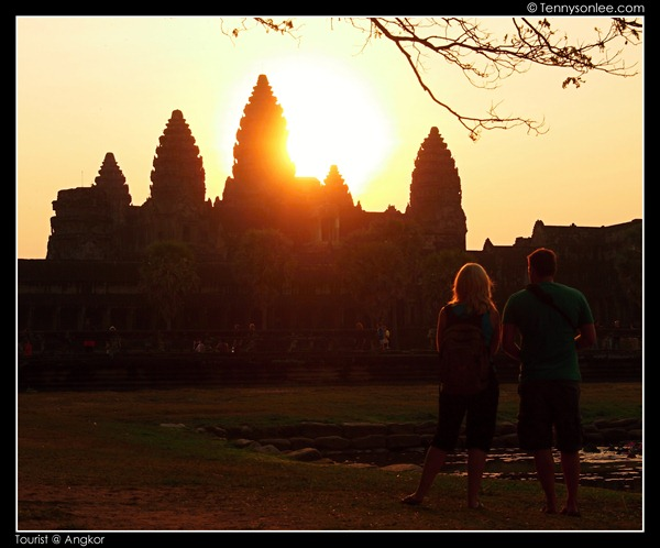 Tourists at Angkor (9)