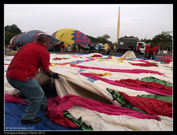 Putrajaya Balloon Fiesta 2012 (1)