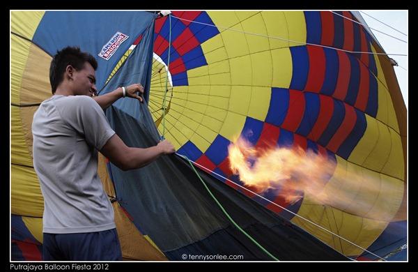Putrajaya Balloon Fiesta 2012 (3)