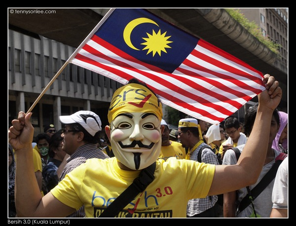 Bersih 3.0 we want change (10)
