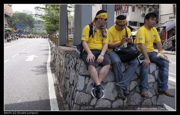 Bersih 3.0 we want change (1)