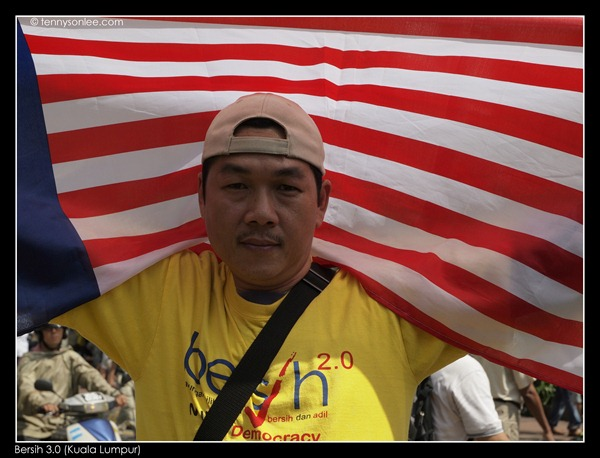 Bersih 3.0 we want change (5)