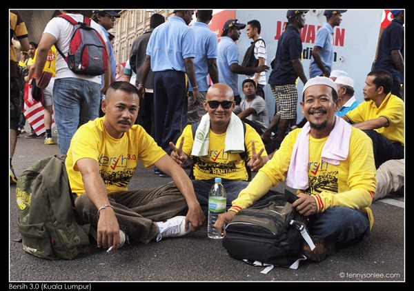 Bersih 3.0 we want change (7)