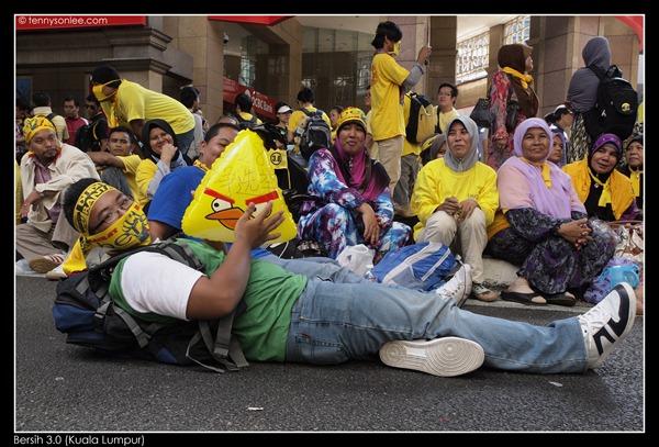 Bersih 3.0 we want change (9)