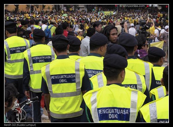 Bersih 3 the guards (12)