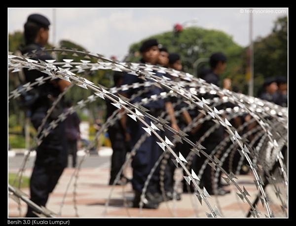 Bersih 3 the guards (2)