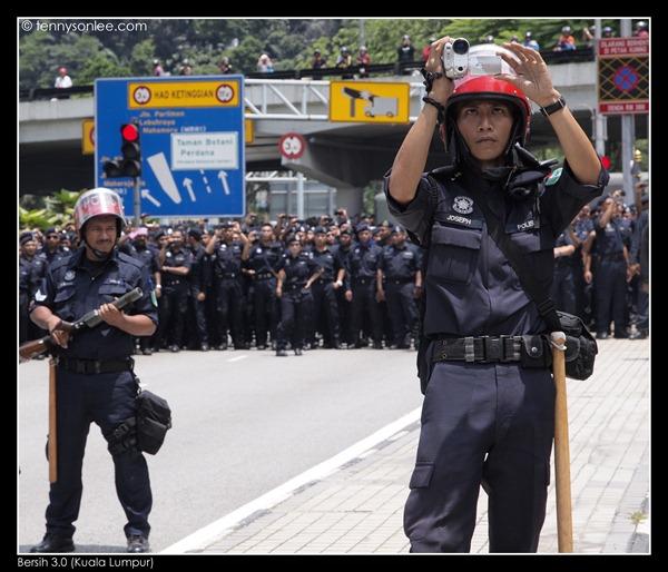Bersih 3 the guards (4)