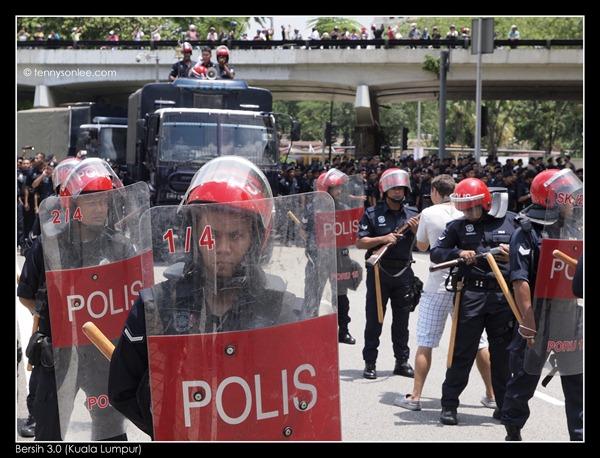Bersih 3 the guards (5)