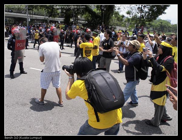 Bersih 3 the guards (6)