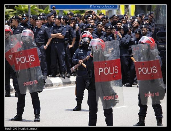 Bersih 3 the guards (7)