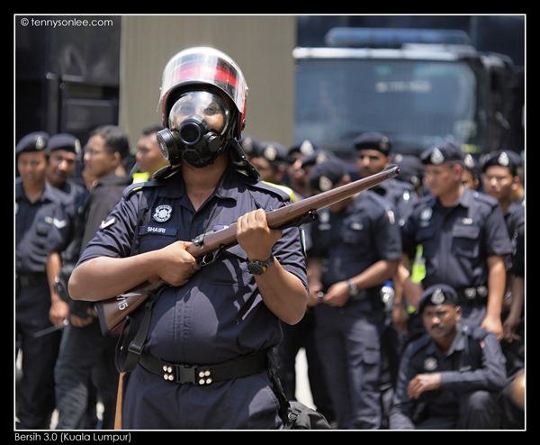 Bersih 3 the guards (8)