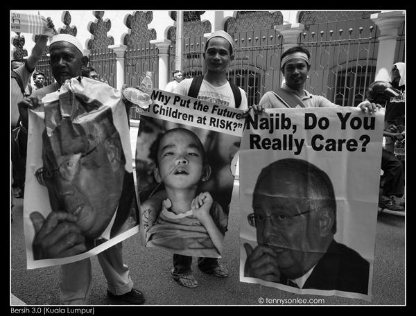 Stop Lynas and Bersih 3 (5)
