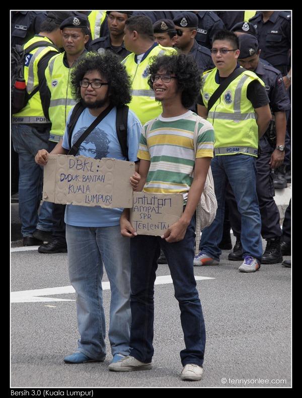 Stop Lynas and Bersih 3 (8)