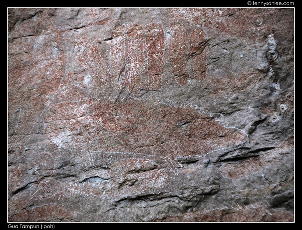 Gua Tambun Prehistoric Paintings (1)
