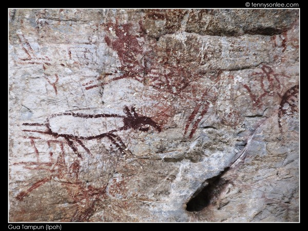 Gua Tambun Prehistoric Paintings (3)